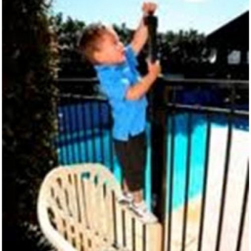 Pool Safety Just got Serious!